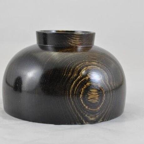 栓3.7布袋汁椀 黒摺 SO-351