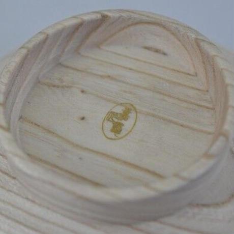 栓3.7羽反汁椀 ナチュラル SO-355