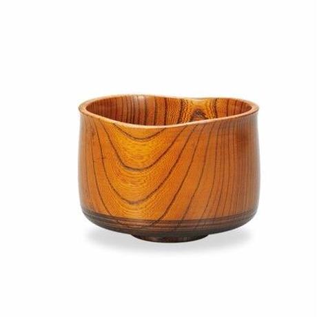 欅 抹茶椀 茶摺 SO-220 欅の木製抹茶碗です。泡立ち抜群です。