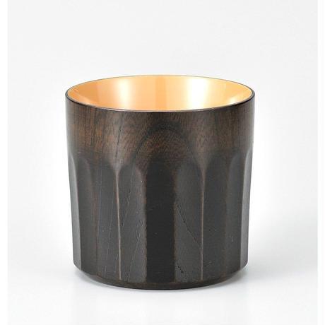 欅 菊彫オールドファッション杯 神代白漆