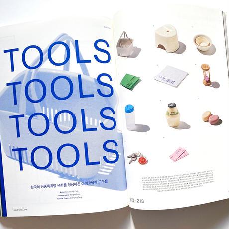 TOOLS MAGAZINE vol.1 /  石鹸 SOAP