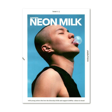 NEON MILK/issue1-3