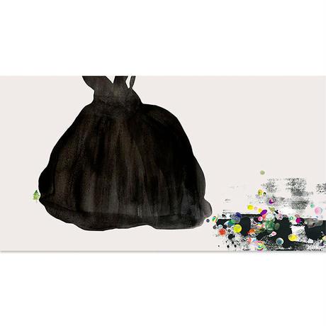 黒ウサギ  검정토끼