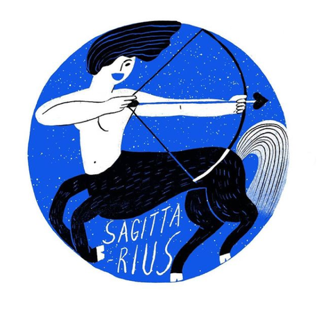 QUEER ASTROLOGY for Women タトゥーステッカー