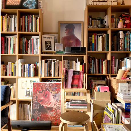 【loneliness books】Reading Room予約
