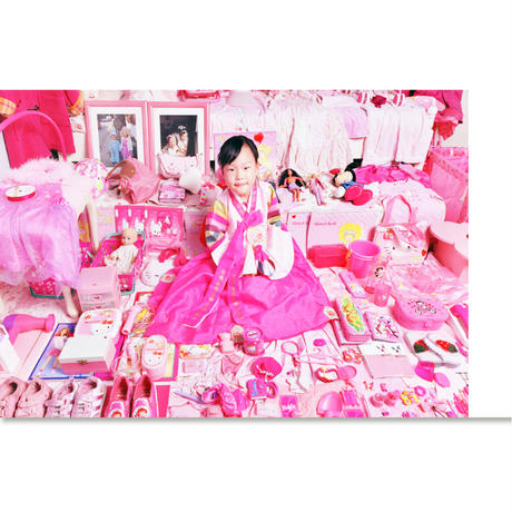 Hi My Pink Blue 안녕? 나의 핑크 블루  /  ユン・ジョンミ