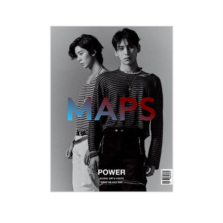 MAPS MAGAZINE Vol.158 (HWIYOUNG/TAEYANG B ver.)