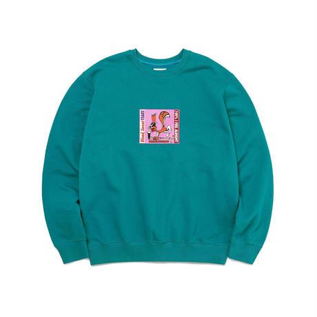 Squirrel Crewneck Sweatshirt