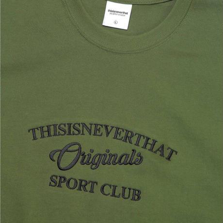 Originals SPORT CLUB S/SL Tee