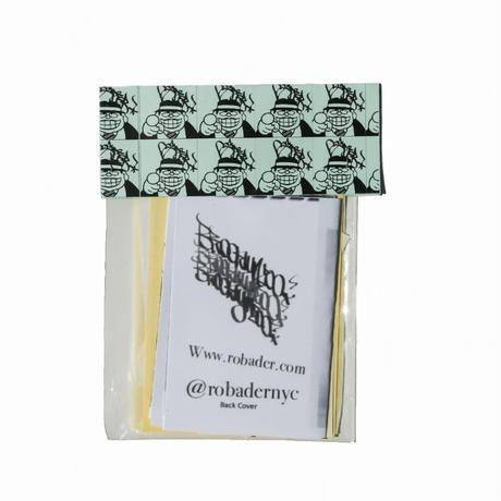 Robader for BALANSA Sticker Pack