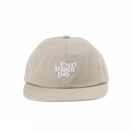 Every Damn Day 6Panel Cap