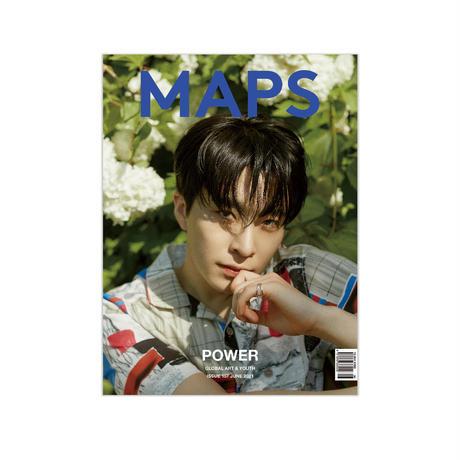 MAPS MAGAZINE Vol.157 (YOUNGJAE/GAIN A ver.)