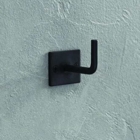 """千葉工作所""""Iron Hook - Square / アイアンフック(スクエア)"""""""