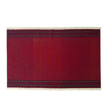 "Landscape Products ""AFG Rug / エーエフジーラグ(RED,NAVY)"""