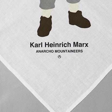 "MOUNTAIN RESEARCH ""Handkerchief / ハンカチ(Henry,Karl,Mao,Viadimir) """