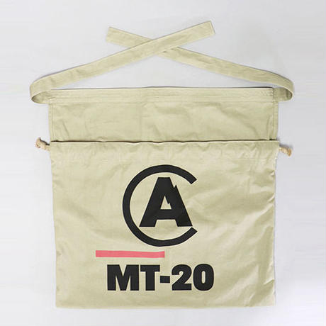 "MOUNTAIN RESEARCH""Messenger Bag(BEIGE)"""