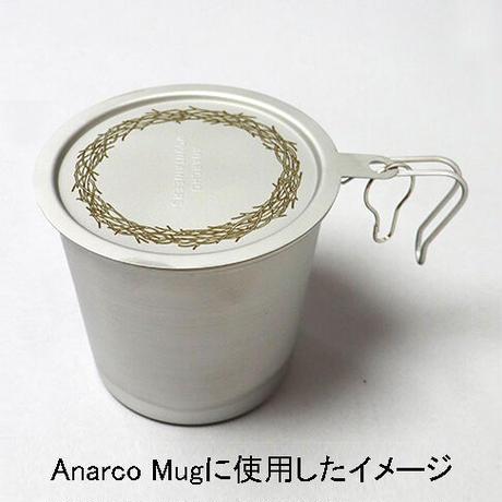 """【在庫お問い合わせください】MOUNTAIN RESEARCH""""Anarcho Cap(for Cup & Mug)特別仕様"""""""