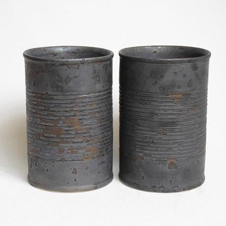 "ONE KILN CERAMICS×OWL(ワンキルンセラミックス×ウォル)""Ceramic Can Ash(L)"""