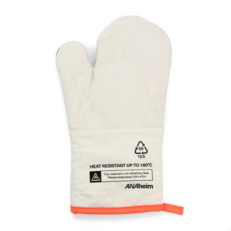 "Anaheim(アナハイム)""Oven Glove / オーブングローブ(GY,YE,OR)"""
