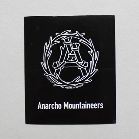 "MOUNTAIN RESEARCH ""Sticker Set / ステッカーセット"""