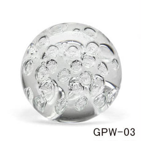 """Glass Paper Weight / グラスペーパーウェイト"""