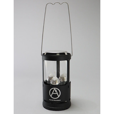 "MOUNTAIN RESEARCH ""Protester's Lantern(Black)"""