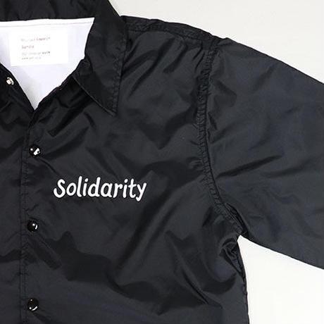 "MOUNTAIN RESEARCH""Solidarity / Coach Jacket"""