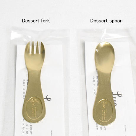"Lue(ルー)""Dessert spoon / デザートスプーン INDUSTRIAL PRODUCT"""