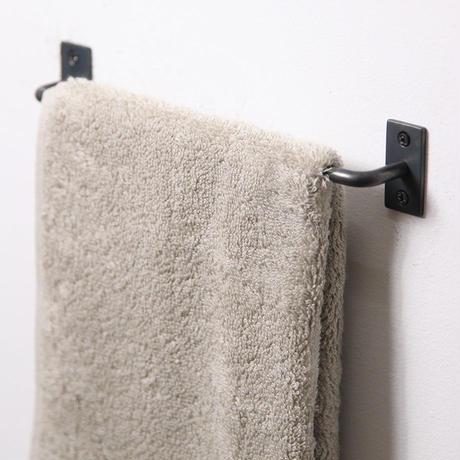 """千葉工作所""""Towel Holder Iron-S / タオルホルダー(アイアン-S)"""""""