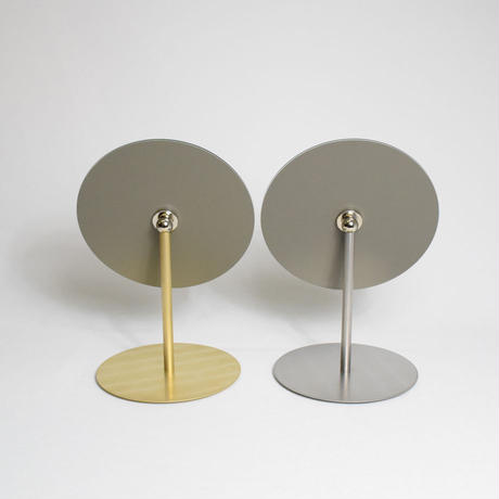 "BP.(ビーピー) "" MAKEUP-MIRROR(Brass,Stainless)"""