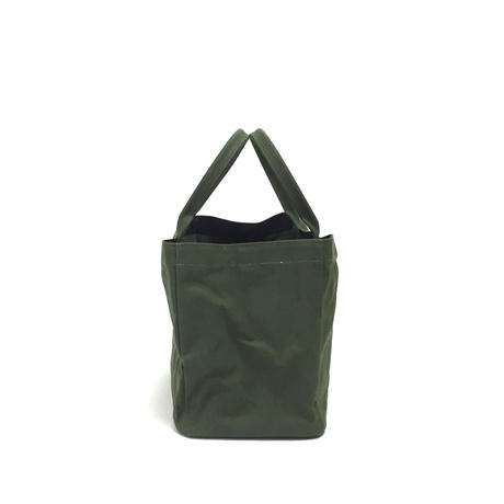 "COW BOOKS(カウブックス)""Container / コンテナ Small(Green×Ivory)"""