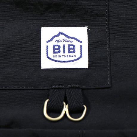 """BIB(ビブ)""""GUNSHI-NY / 軍師-ナイロン(ブラック)"""""""