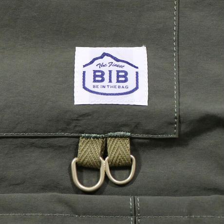 "BIB(ビブ)""GUNSHI-NY / 軍師-ナイロン(カーキ)"""