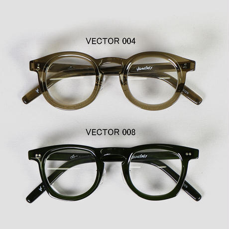 "MEGANEROCK(メガネロック)""VECTOR 004(KHAKI) / ベクター 004"""