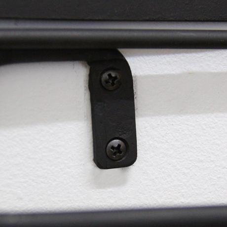 真鍮トイレットペーパーホルダー(BLACK)
