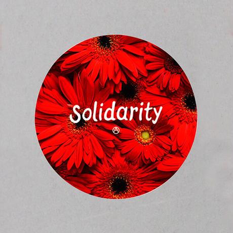 "MOUNTAIN RESEARCH""Solidarity / Magnet Sheet"""