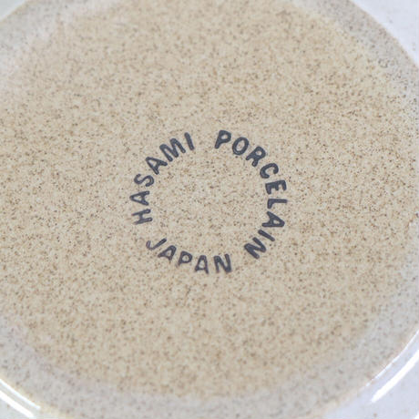 "HASAMI PORCELAIN""Round Bowl L クリア(HPM033)"""