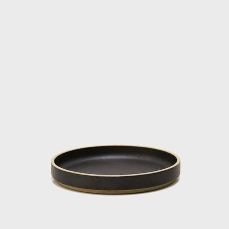 "HASAMI PORCELAIN""Plate φ145 ブラック(HPB002)"""
