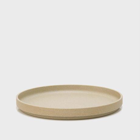"HASAMI PORCELAIN""Plate φ185 ナチュラル(HP003)"""