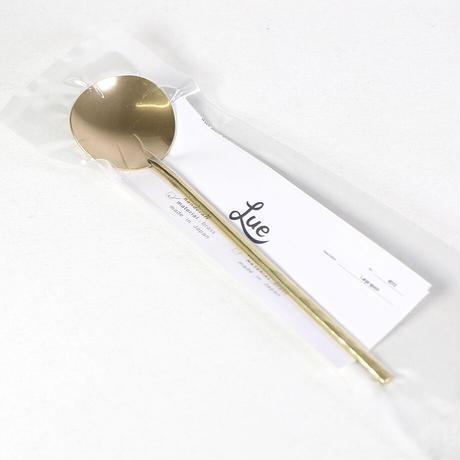 """Lue(ルー)""""Large spoon / ラージスプーン"""""""