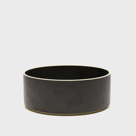 "HASAMI PORCELAIN""Bowl-Tall φ185 ブラック(HPB015)"""