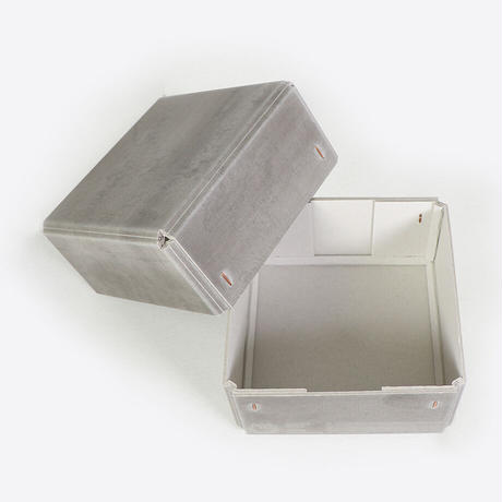 """STACK CONTAINERS(スタックコンテナーズ)""""PAPER CONTAINER / STORAGE(SQUARE)"""""""