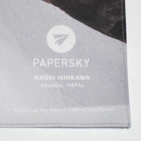 """PAPERSKY(ペーパースカイ)""""Mountain Bandana / マウンテンバンダナ"""""""