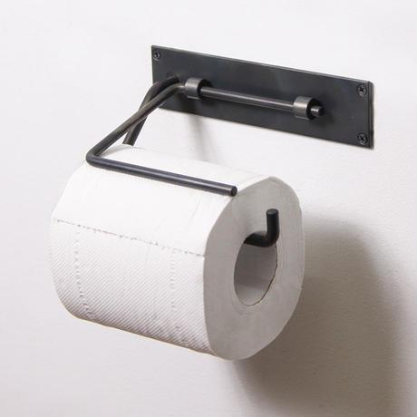 """千葉工作所""""Paper Holder Iron / ペーパーホルダー(アイアン)"""""""