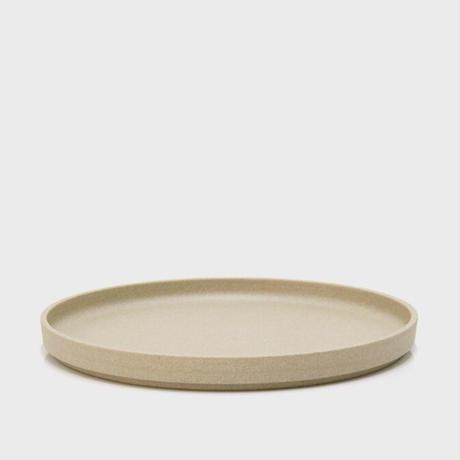 "HASAMI PORCELAIN""Plate φ220 ナチュラル(HP004)"""