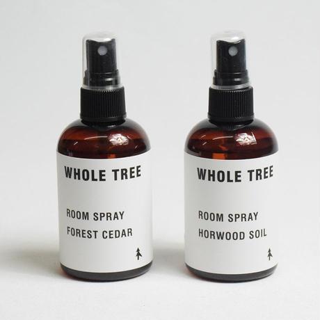 "WHOLE TREE(ホール ツリー)""ROOM SPRAY"""
