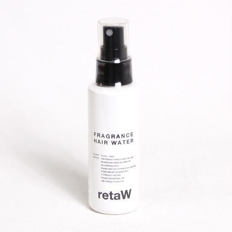 """retaW(リトゥ)""""HAIR WATER / ヘアウォーター"""""""