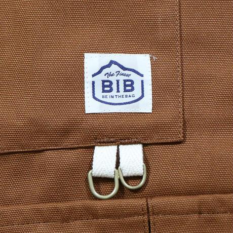 """BIB(ビブ)""""GUNSHI-NY / 軍師-コットン(ブラウンベージュ)"""""""