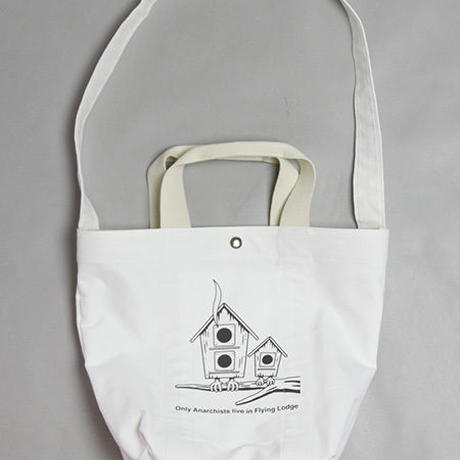 "MOUNTAIN RESEARCH ""Shoulder Tote / ショルダートート"""