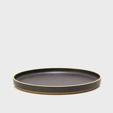 "HASAMI PORCELAIN""Plate φ220 ブラック(HPB004)"""